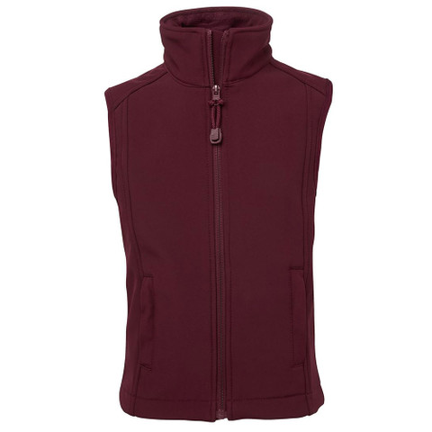 $10.99 ONLY!! stretchy softshell vest | kids