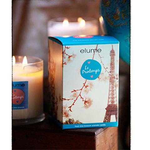 Elume Le Printemps Jar Candles
