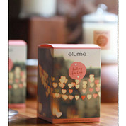 Elume Looking For Love Jar Candle