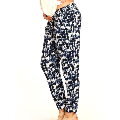 print harem pants | maternity clothing online