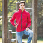 James Harvest Trial Unisex Soft Shell Jackets