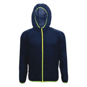bulk buy plain running jackets online | navy