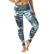 printed leggings | full length | gym clothing
