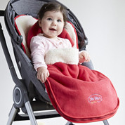 baby fleecy sleeping bag | car seat & pram