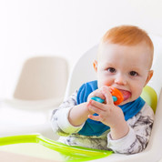Buy online Modern Baby Boon Baby Infant Teething Feeding Online
