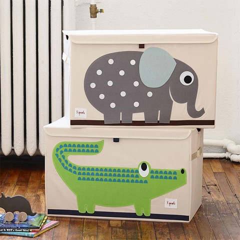 3 Sprouts Storage Toy Chest | nursery decor online