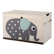 Kids Room Storage Toy Chest | elephant