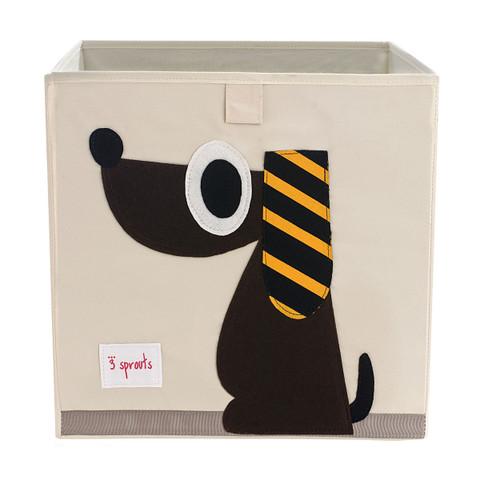 3 Sprouts shelf storage box | dog