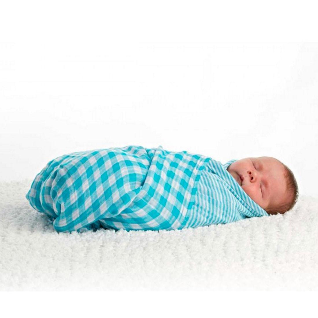 Baby Muslin Wrap