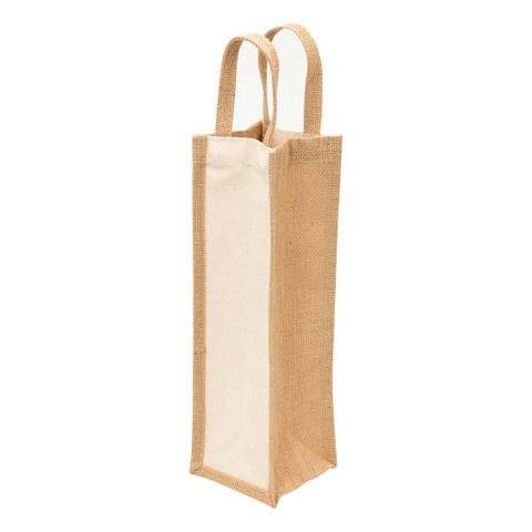 eco natural jute bottle wine bags online