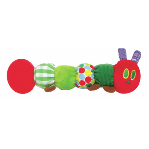 THE HUNGRY CATERPILLAR | Baby Infant  Rattle Teether Toy Online