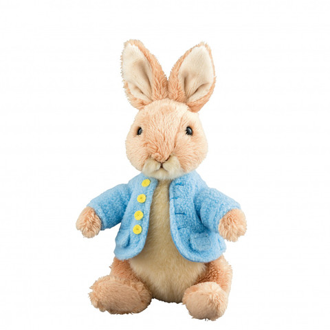 PETER RABBIT | plush peter rabbit toy | 16cm
