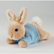 PETER RABBIT | lying peter rabbit toy | 16cm