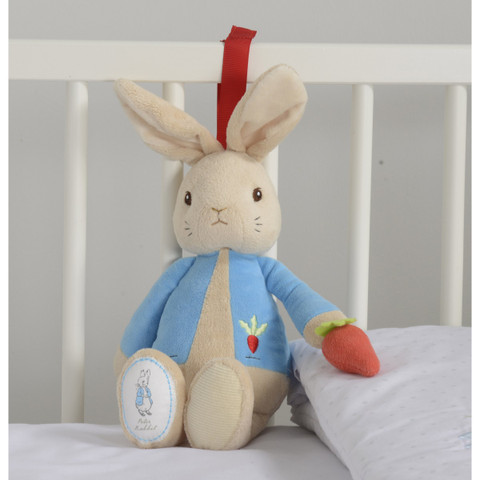 PETER RABBIT | musical attachable baby toys online