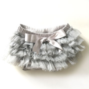 buy online baby girl bloomers | grey