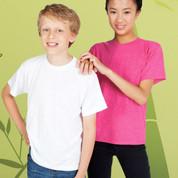 BAMBAM Kids Eco Plain Bamboo Tshirts Online