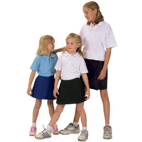 Girls' School Skorts Online