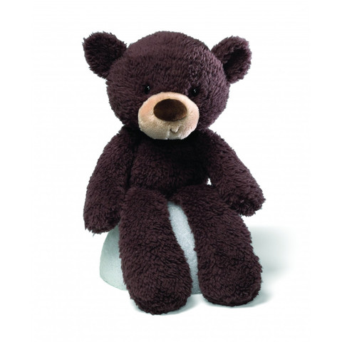 buy online gund plush toy | chocolate teddy bear