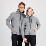 wholesale cotton polar fleece hoodie jackets