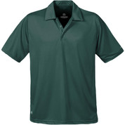 Wholesale blank sport polos online | Forest Green
