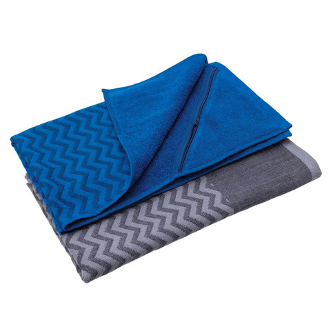 Wholesale Plain Gym Fitness Towel with Pocket
