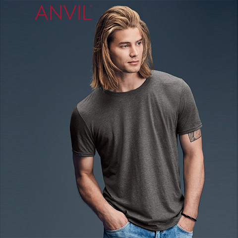 Anvil Unisex Tri Blend Tshirt | TearAway Label