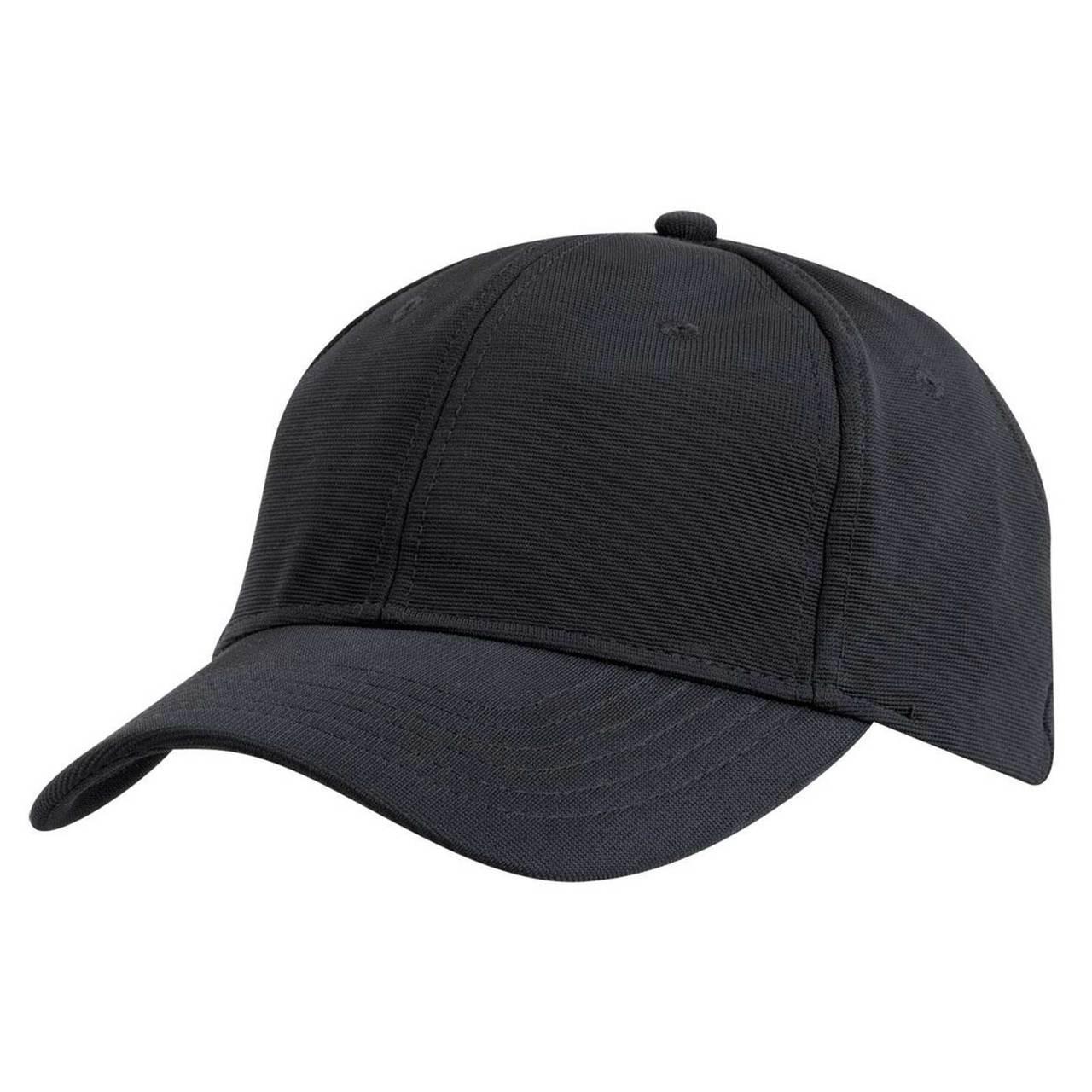 Wholesale Black Onefit Ottoman Cap - Buy Plain Hats Online b8ef3d782f7