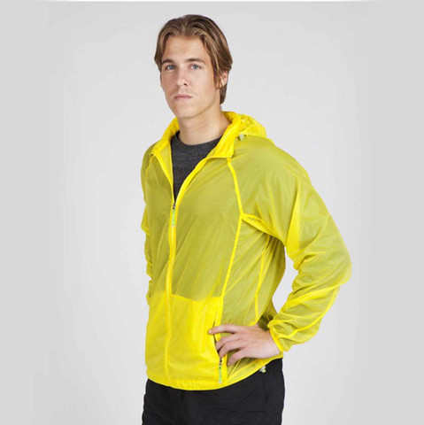 Wholesale Mens Rain Jacket in a Bag