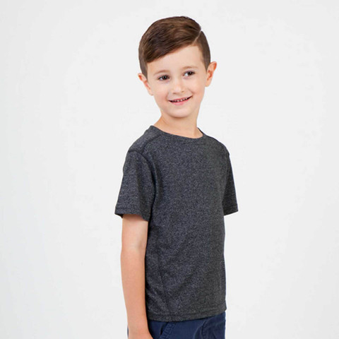 Baby & Kids Wholesale Distressed Active Tee