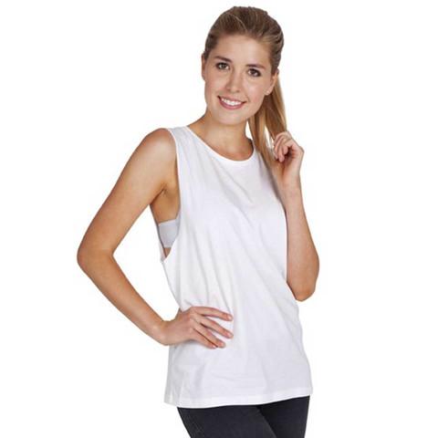 wholesale bulk plain ladies sleeveless tank top online