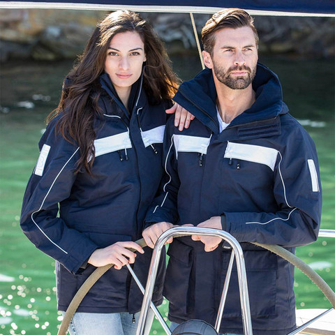 James Harvest Wind & Waterproof Sailing Jacket