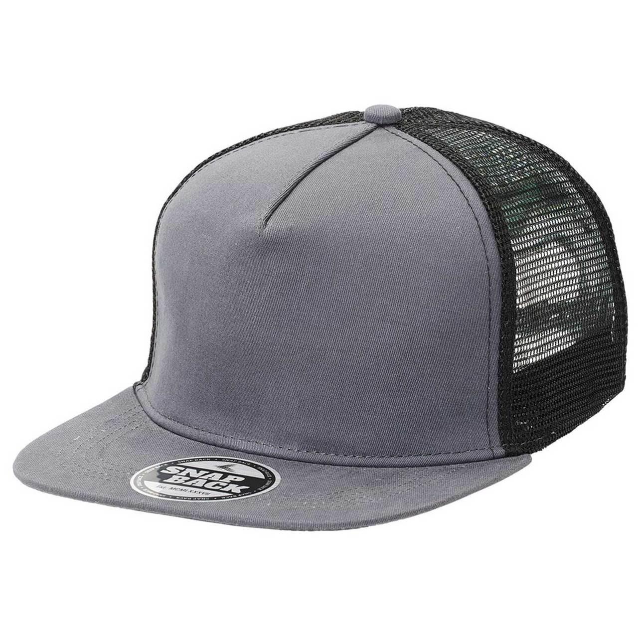 Buy Wholesale Plain Chino Snapback Trucker Caps Online . Bulk Blank Apparel 35a66754e4c