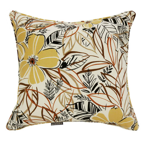 outdoor scatter cushion decor | flaxen floral