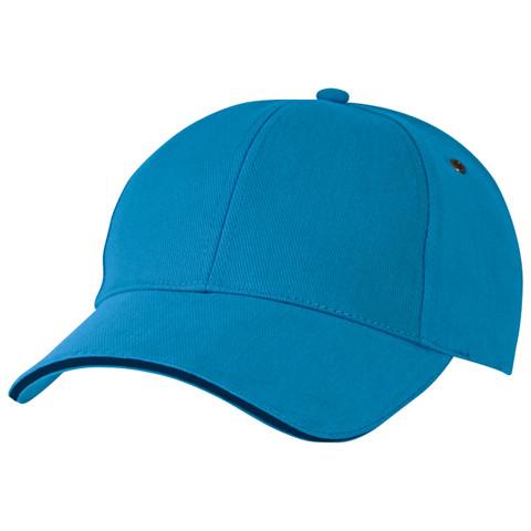 THEO | Sandwich Peak Baseball Cap | Aqua.Navy