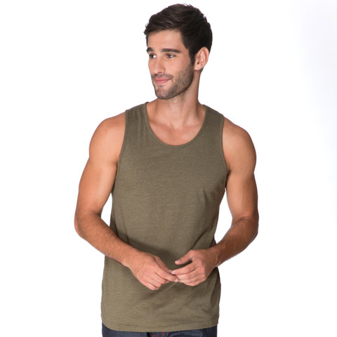 Wholesale Men's Tank Top | Tear Away Label