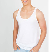 BRUCE Superfine Mens Singlets Online | American Style