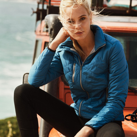 DEER RIDGE | Ladies Quilted Lightweight Jacket