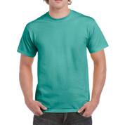 Gildan Hammer Jersey Knit Tshirt | Seafoam