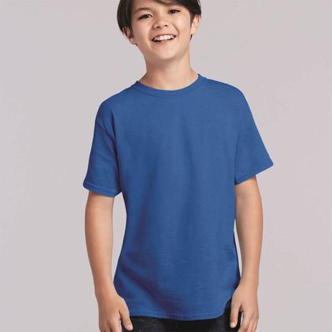 Buy Online Wholesale Gildan Heavy Cotton Youth Tshirt
