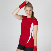 GLORY | Womens Quick Dry Contrast Tshirts