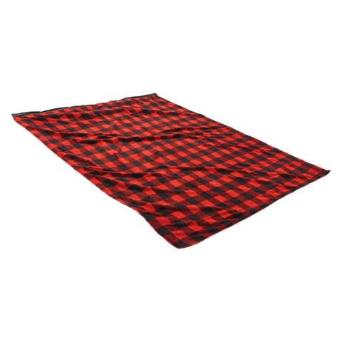 Portable Picnic Travel Fleece Blanket