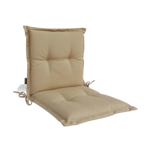 Panama Midback Outdoor Flanged Cushion Seat