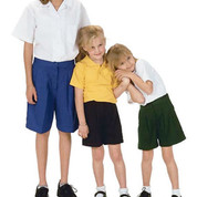 Buy Girls Tailored School Shorts Online