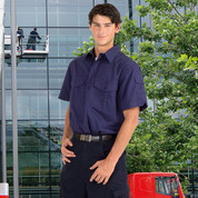 Bulk Discount Short Sleeve Work Shirts