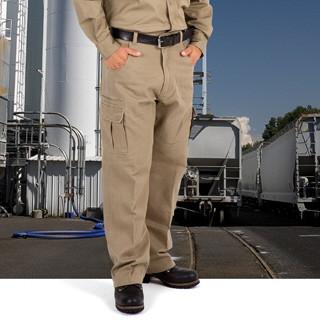 FOREMAN Long Cargo Pants