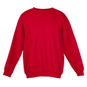Bulk Buy Plain Sweater Jumper | Red