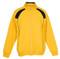 Plain Sports Jackets Online   Gold + Navy