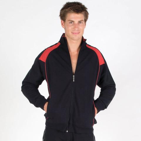 DENNY   Fleece Men's Track Jacket