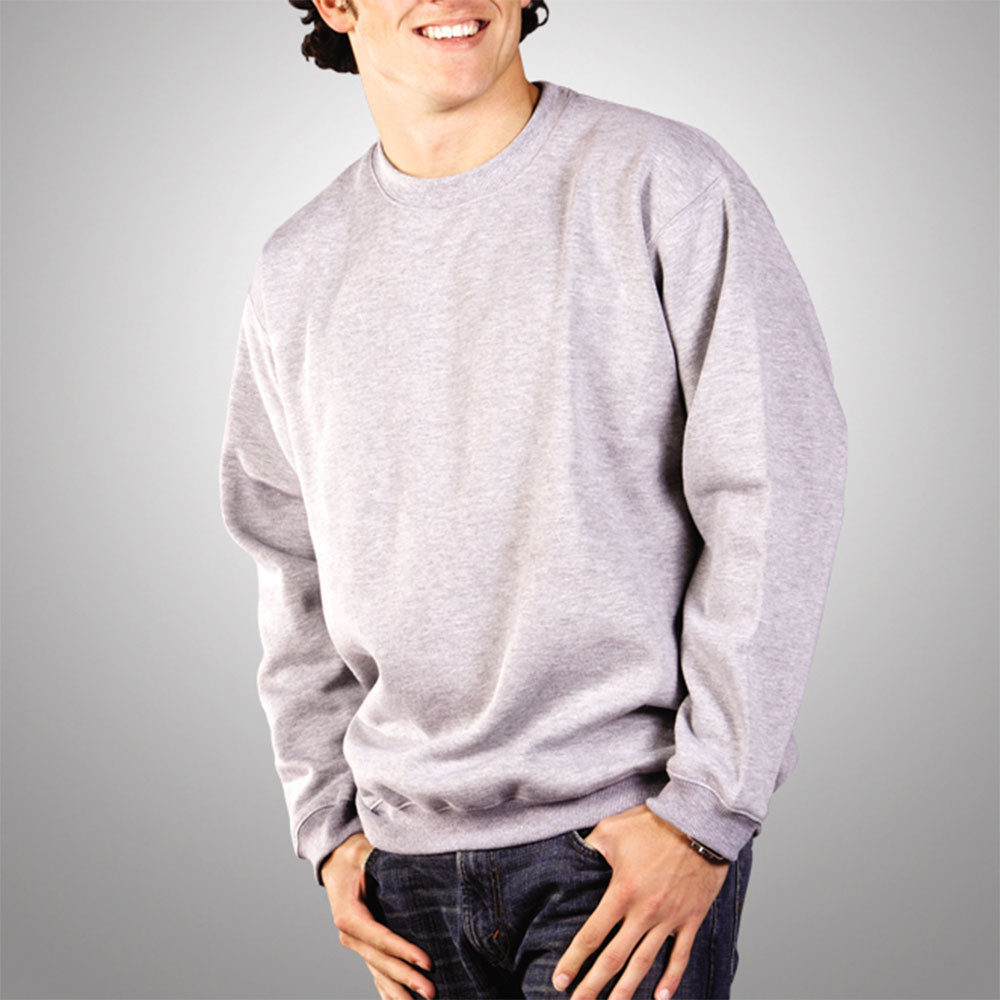 Plus Size White Sweater