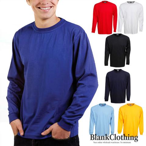 Plain Long Sleeves T-shirts | children